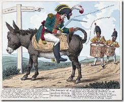 Napolean's Exile to Elba